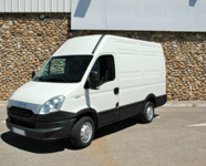 IVECO Daily 35S14 fourgon 1
