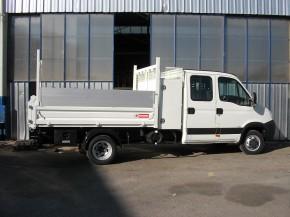 chassis cabine sur mesure - Iveco - Chabas Nîmes Milhaud (Gard 30)